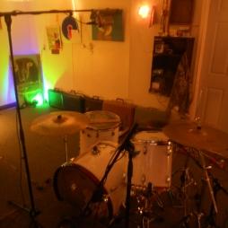 Daniel's drums