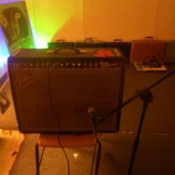 Nicole's amp