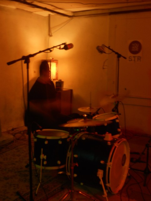 Tracking Drums