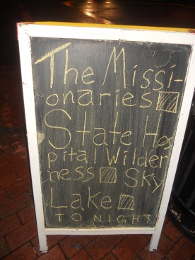 The Missi Onaries