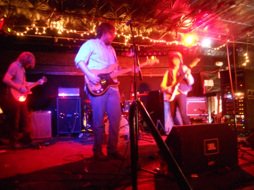 The Young Sinclairs at Strange Matter