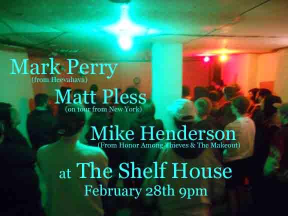 Shelf House 2-28-13